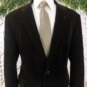 Brooks Brothers Corduroy Cotton Sport Coat